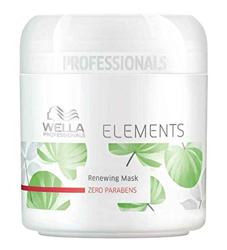 Wella Elements stärkende Maske, 1er Pack, (1x 0,15 L) (Wella Shampoo Elements)