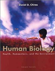 Human Biology: Health, Homeostasis, and the Environment