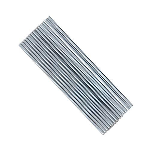 TriLance 50 PC Niedrigen Temperatur Aluminium Elektroden Tun Nicht Erfordern Solder Pulver Für Löten Große Schweißen Wirkung aluminium draht core 50X0.16cm-10/20 -