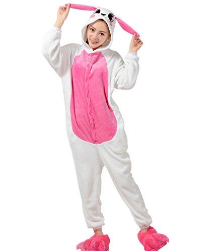 Imagen de missfox pijamas kigurumi disfraces cosplay de animales para adultos unisexo pijama traje entero hombre mujer