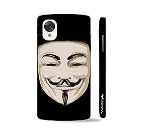 Google Nexus 5 Vendetta designer mobile hard shell case by Enthopia