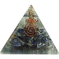 Lapis Lazuli Stein Pyramide Heilung Kristalle Reiki organite Pyramide Reiki Spritual Geschenk mit Rot Geschenk... preisvergleich bei billige-tabletten.eu