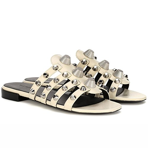 Élégante Haute Chaussures Femmes Synthétique Été Automne Talon Sandales Round Toe Strass Pour Robe Casual Or Argent Jaune