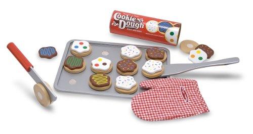 Slice & Bake Wooden Cookie Set