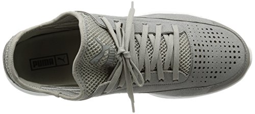 Puma Ignite Sock chaussures drizzle-white