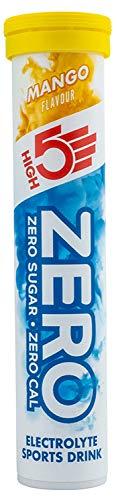 HIGH5 ZERO, 20 Tabletten Iso Sport Drink Elektrolyt Isotonic (Mango) -