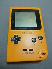 Game Boy pocket - jaune - console