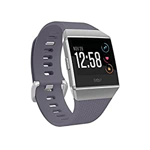 Fitbit Ionic Health & Fitness Smartwatch, Blue, OneSize