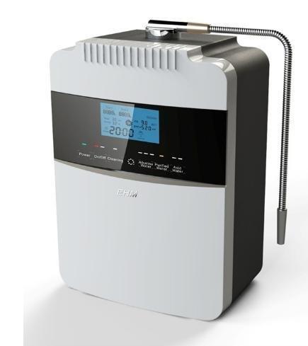 Preisvergleich Produktbild Wasserionisierer / Wasser-Ionisator für basisches / saures Wasser / Aktivwasser (pH-Wert bis 11) NEU. WASSERFILTER