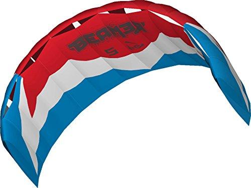 HQ Powerkites Lenkdrachen Beamer VI 5.0 R2F Kite Sport