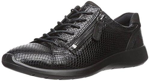 Ecco Soft 5, Zapatillas Mujer, Negro Black, 39 EU