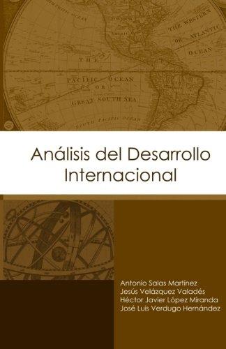 Analisis del desarrollo internacional
