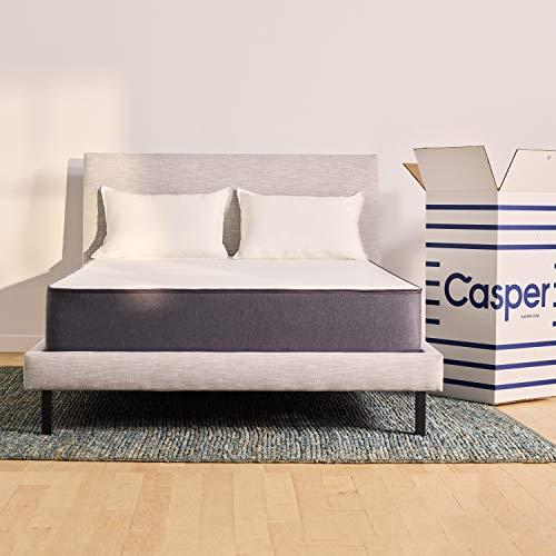 CASPER - Die Matratze Deines Lebens | Hochwertige, bequeme Matratze mit konstant angenehm kühler Temperatur | Atmungsaktiv und in modernem Design | 200x200 cm