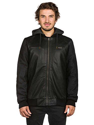 2016 Billabong Futur Proof Jacket BLACK Z1JK09 Black