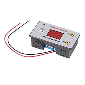2021 Neujahrsangebot Batterie Unterspannungsschutz 12 V Abschaltautomatik Mit Led Anzeige Für Unterspannungsschutz Gewerbe Industrie Wissenschaft