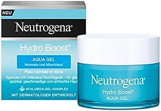 Neutrogena Hydro Boost Aqua Gel/Feuchtigkeitspflege mit Hyaluron-Gel-Komplex / 1 x 50 ml