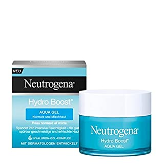 Neutrogena Hydro Boost Aqua Gel (Piel Normal Y Mixta) – 50 ml.