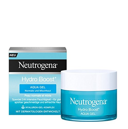 Neutrogena Hydro Boost Aqua Gel (Piel Normal Y Mixta) - 50 ml.
