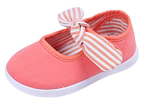 Scothen Unisex-Baby Säuglingskleinkind Erste Wanderer Schuhe Segeltuch-Schuhe Baby Jungen Schuhe Sneaker Anti-Rutsch Weiche Sohle Kleinkind Schuhe Lauflernschuhe