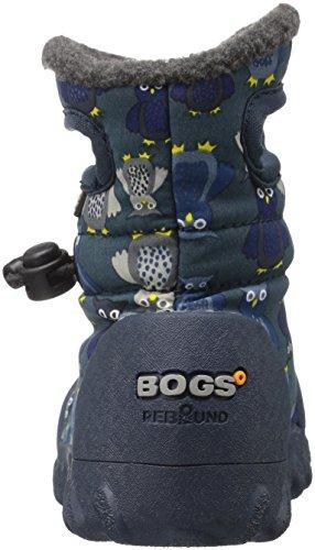 Bogs B Moc Puff Owls navy multi Navy