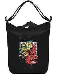 8c7bfbfbd6fe14 Zu Frankfurt Canvas Day Bag Custom Printed Handbag Fashion Accessory For  Men   Women