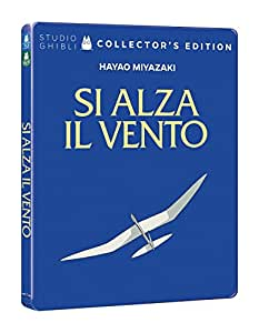 Si Alza il Vento (Steelbook) (2 Blu-Ray)