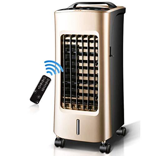 Klimaanlage Tragbare mobile Klimaanlage, Kühlung und Heizung Doppelnutzung mit Reinigungs- und Befeuchtungsfunktion können das ganze Jahr über zu Hause Mini-Klimaanlage verwendet werden Luftkühler Ven