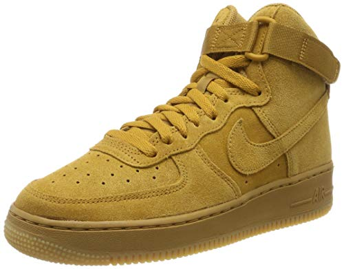 ir Force 1 High LV8 Gs 807617-701 Hohe Sneaker, Gelb (Yellow, 39 EU ()