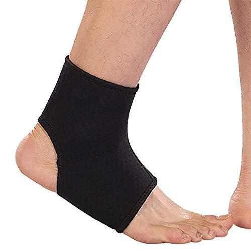 Knöchel Stützpolster, Arthritis-Bewegung Verstauin Wiederherstellen Knöchelschutz, Übungs Knöllabor, Eine Tasche von Linken und Rechten Fuß,Right -