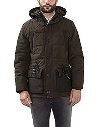 Uomo cappotti it Abbigliamento Giacche e ESPRIT Amazon AXzqUZw