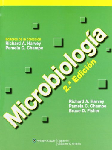 Microbiologia (Lippincott's Illustrated Reviews Series) por Richard A. Harvey