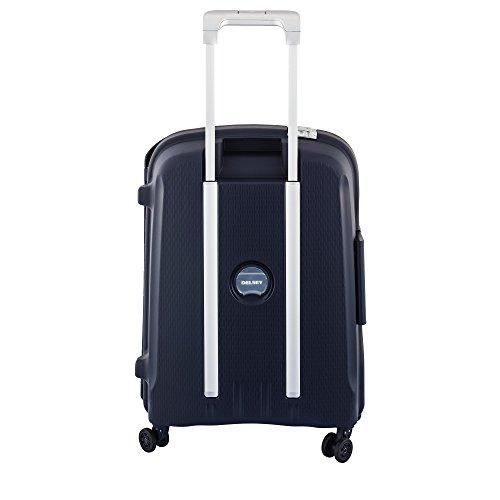 DELSEY PARIS BELFORT PLUS Koffer, 55 cm, 44 liters, Blau (Bleu) - 2