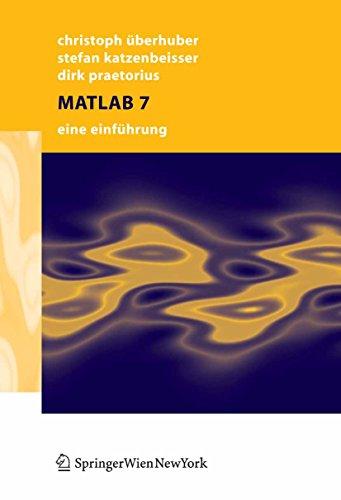 MATLAB 7: Eine Einführung