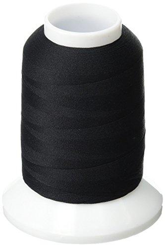 yli-corporation-1000-m-de-fil-nylon-solides-noir