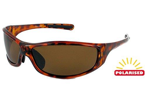 Evolution Braun Schildpatt Sonnenbrille Traverse