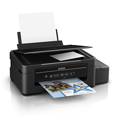Epson EcoTank ET-2500 Multifunction Printer with Refillable Ink Tank - Black