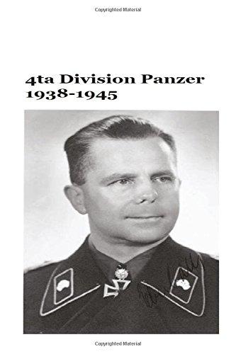 Descargar Libro 4ta Division Panzer 1938-1945 de Mr Gustavo Uruena A