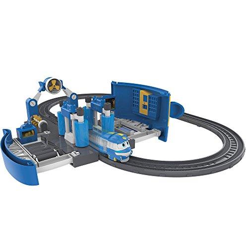 Rocco Jouets Robot Trains Station Lavage de Kay, 80171