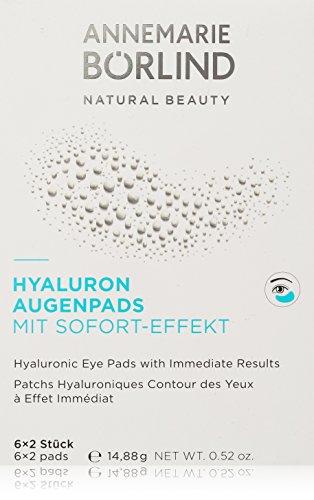 Annemarie Börlind Hyaluron Augenpads, 1er Pack (1 x 6 Stück)
