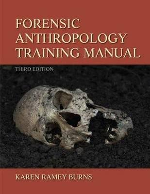 [ { Forensic Anthropology Training Manual } ] BY ( Author ) Jan-2012 [ Paperback ]