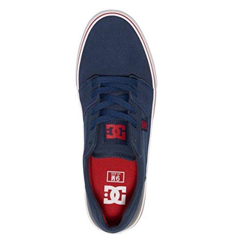 Adultos Sneakers Dc Tonik 3 Unissex Marinho Cinza xptn4q