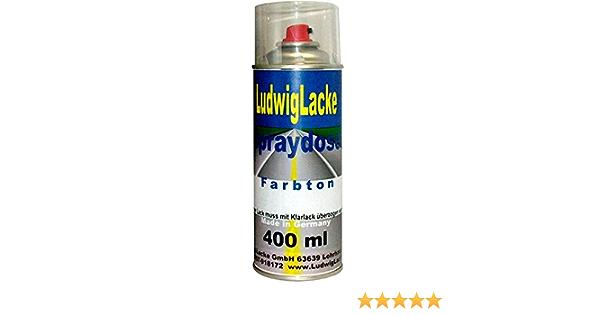 Spraydose Autolack Für Vw 400ml Im Farbton Alpinweiss L90e Bj 77 00 Auto
