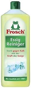 Frosch Essig Reiniger, 3er Pack (3 x 1 l)