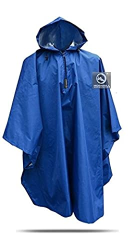 Bike Outdoor Cycling Raincoat Rain Proof Cape Poncho Coat Waterproof Hornhill