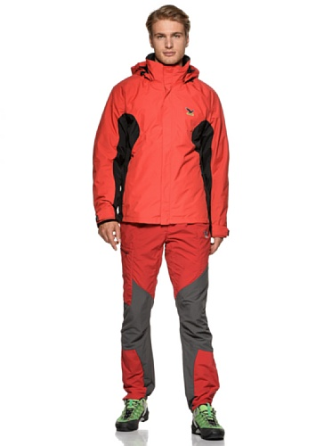 Salewa Norgay Giacca Rosso 46/S Rosso