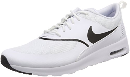 premium selection 460a5 7ea0b Nike Air MAX Thea, Zapatillas para Mujer, Blanco (White Black 108)