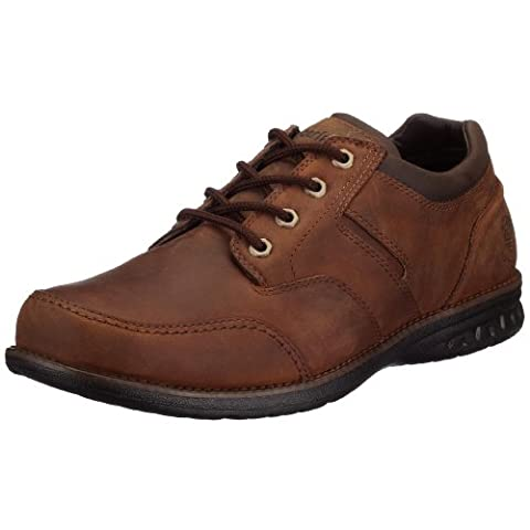 Timberland CA Trad Rug Gtx WTPF 62517 Mens Classic Shoes brown Size: 11 UK