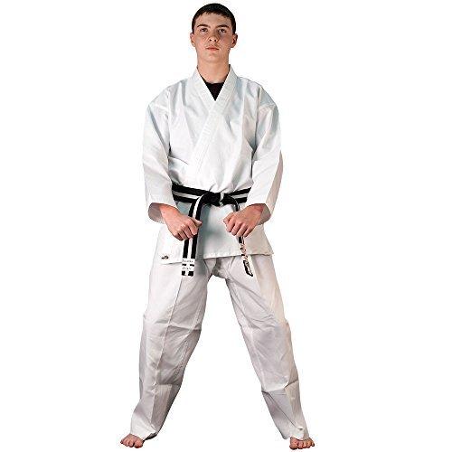 Tiger Claw 6oz Essential Karate Uniform -