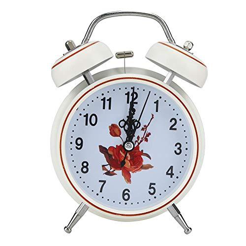 Reloj Despertador Infantil Timbre Nocturno Reloj Despertador