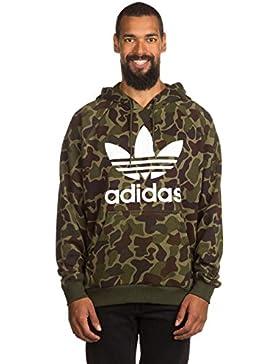 adidas Herren Camo Hoody Sweatshirt